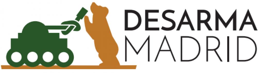 Logo Desarma Madrid